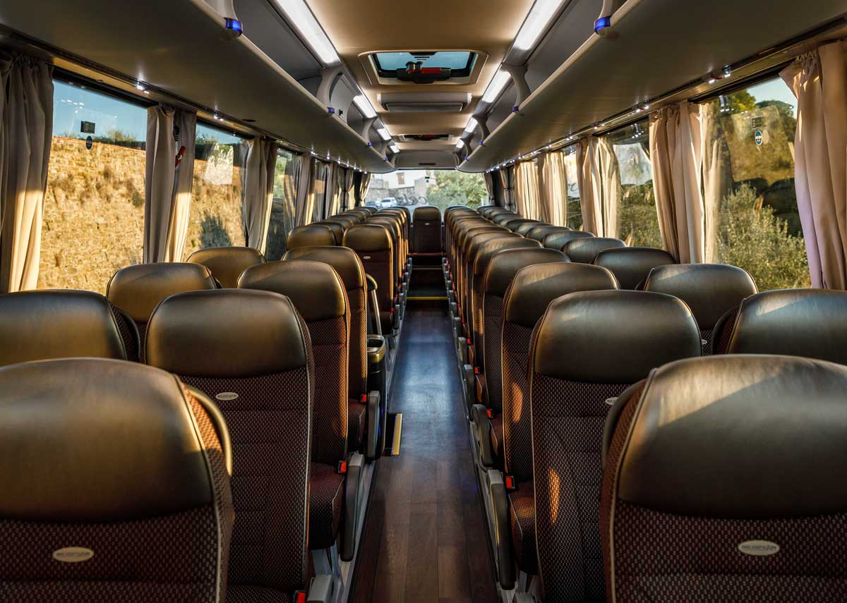 Bus Barocchi 50 seaters