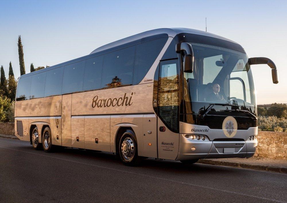 Barocchi Bus 50 seaters